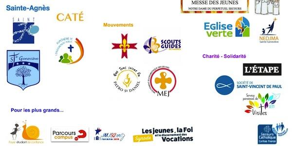logo groupes jeunes