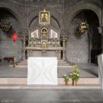 Nouvel autel église Notre-Dame-du-Perpétuel-Secours